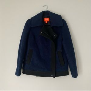 Joe Fresh Wool Moto Jacket